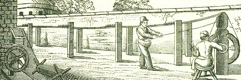 Seiler und Sattler im 19. Jahrhundert