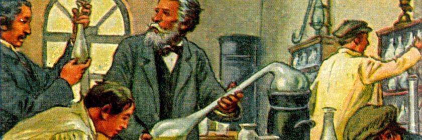Chemie im 19. Jahrhundert