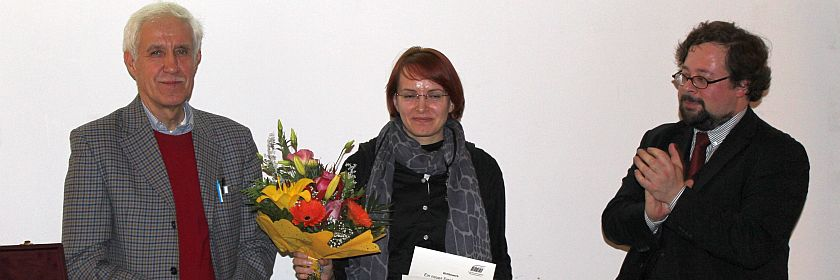 iegerin des Designwettbewerbs: Kristin Hellwig