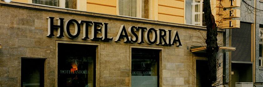 Hotel Astoria 1988