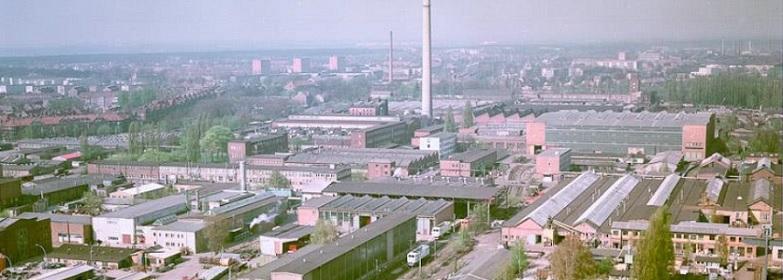 Werk Hennigsdorf (Foto: Strunk)