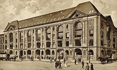 09eb463fb77b30 Kaufhaus Rudolph Hertzog – Archivspiegel des Berlin ...