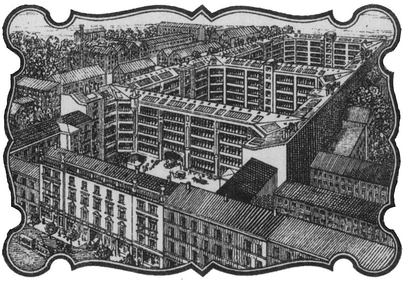 Werksgelände der Ferdinand Schuchhardt AG, Köpenicker Straße 55