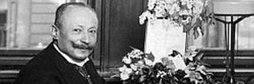 Georg Haberland (Bild: Archiv der Bilfinger SE)