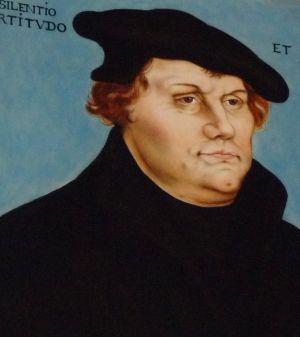 Martin Luther (Bild: Dieter Schulz pixelio.de )