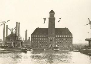95 Jahre Westhafen und BEHALA