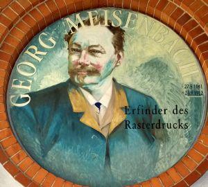 Georg Meisenbach (1841-1912) (Foto: BBWA/A. Meinecke)