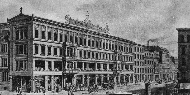 Kaufhaus Heinrich Jordan