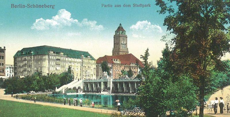 Rathaus Schöneberg (1914)