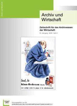 Archiv und Wirtschaft 4/2018